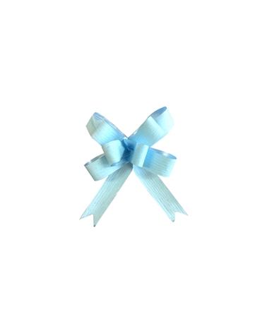 Laço de Puxar Mate Azul Bébé 19mm - Azul Claro - 19mm - LÇ0275
