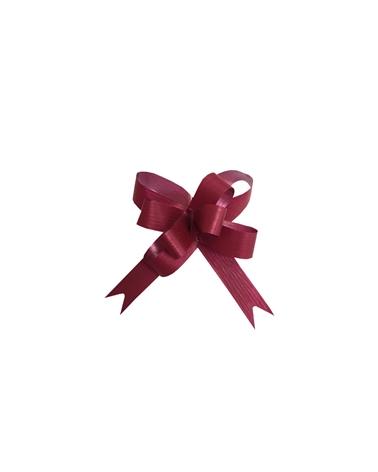 Laço de Puxar Mate Bordeaux - Bordeaux - 19mm - LÇ0332