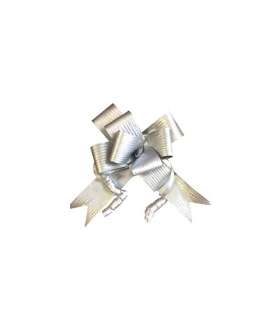 Laço de Puxar Mate Prateado - Prateado - 31mm - LÇ0200