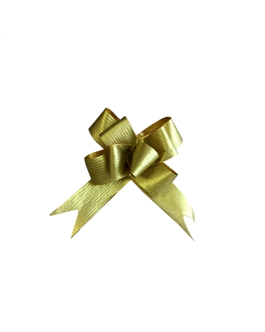 Laço de Puxar Mate Dourado 31mm - Dourado - 31mm - LÇ1816
